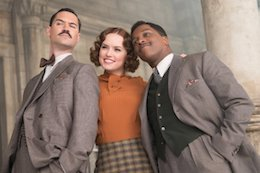 Coming soon – Murder on the Orient Express (12A)